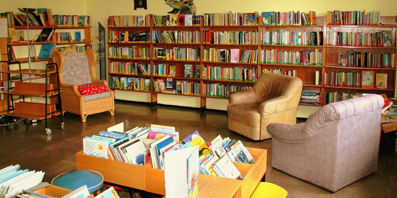 Bücherei bilder  Gemeinde Korb | Büchereien |
